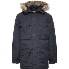 Fjällräven Sarek Winter Jacket Men dark navy